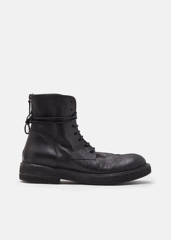 Parrucca Lace-Up Boots