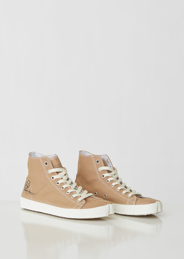 High Top Tabi Sneakers