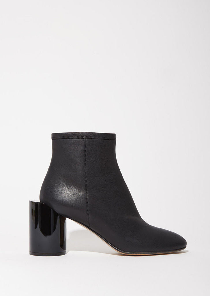 Articulated Heel Ankle Boot