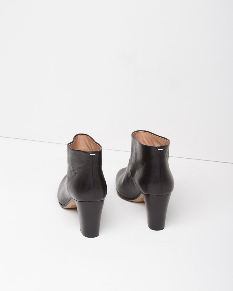 Leather Ankle Boot