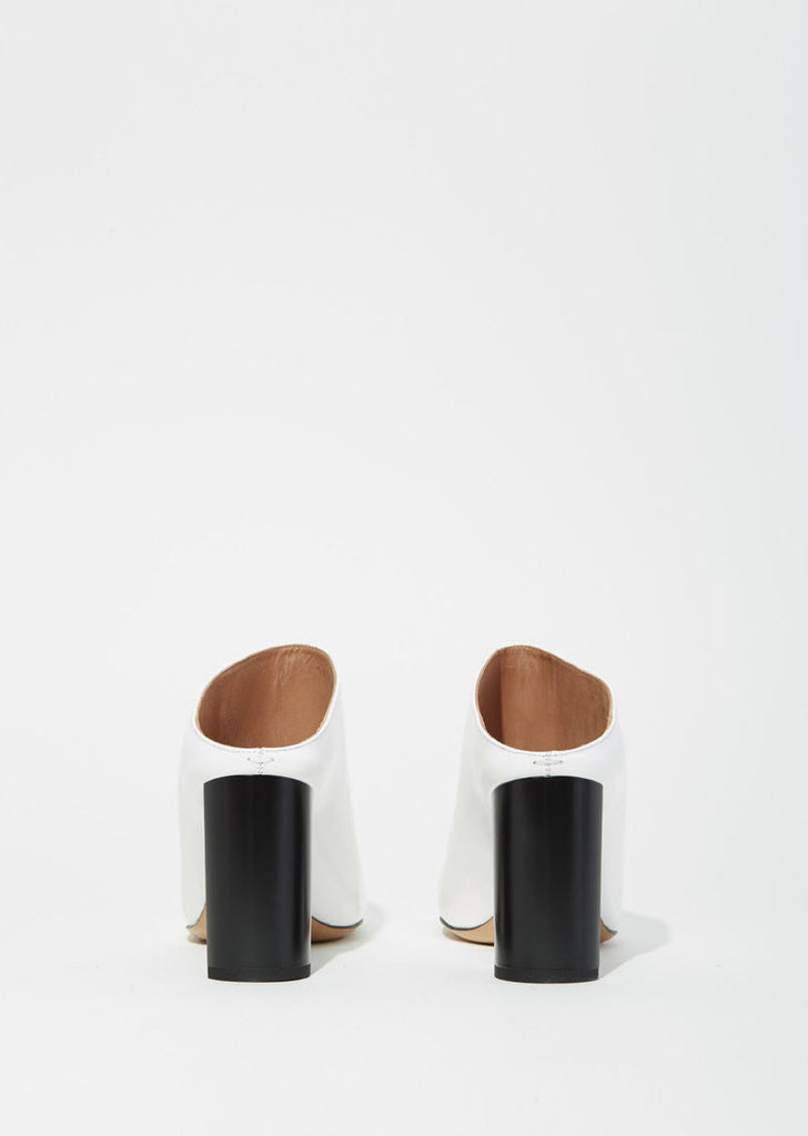 Brushed Effect Clogs