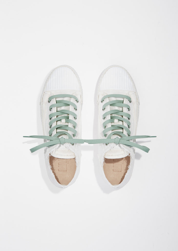 Canvas Lace-Ups