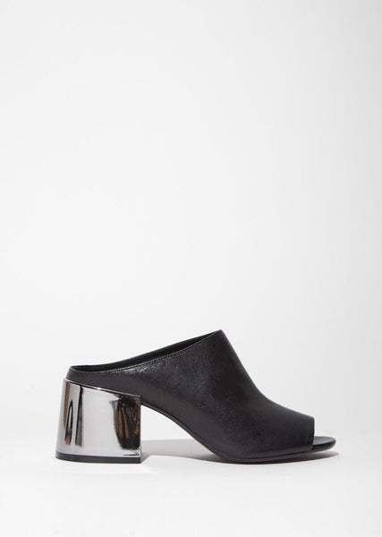 MM6 Maison Margiela Sheep Skin Mule La Garconne