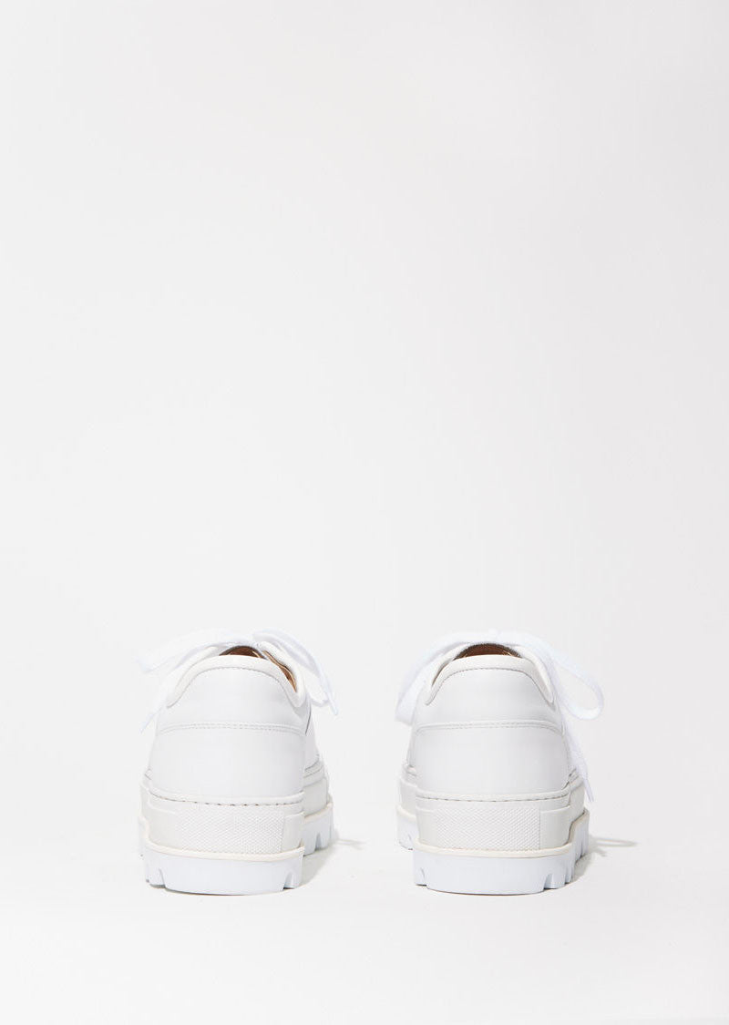 Calfskin Patent Leather Sneaker