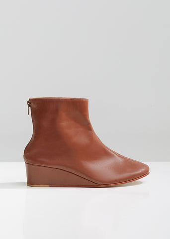 Leone Wedge Boots