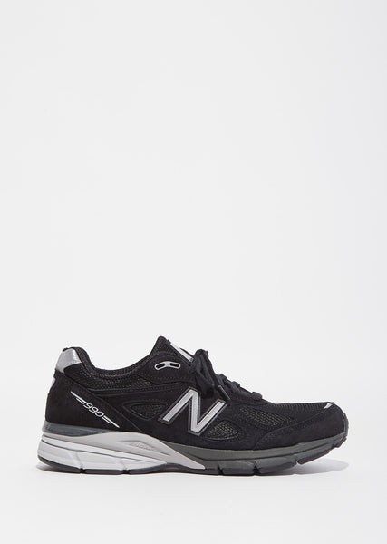 990 Leather Mesh Sneakers