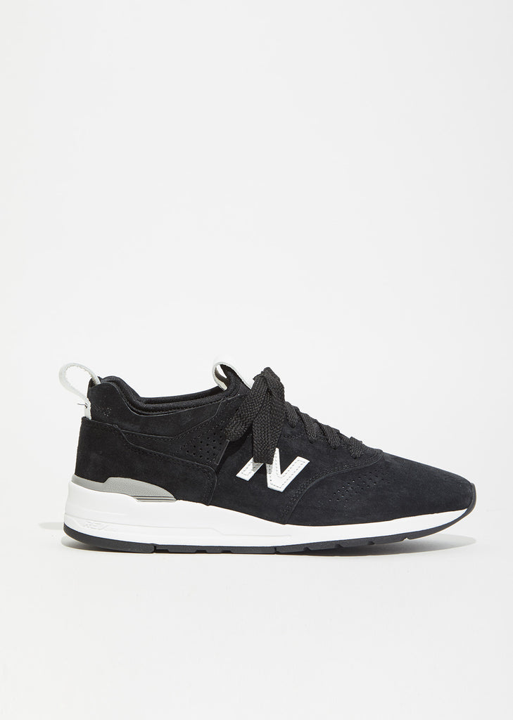 997 Pig Suede Leather Sneakers