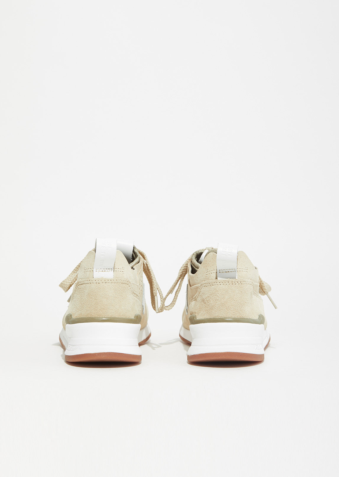 new balance 997 pig suede leather sneakers