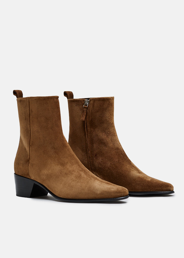Reno Suede Ankle Boots