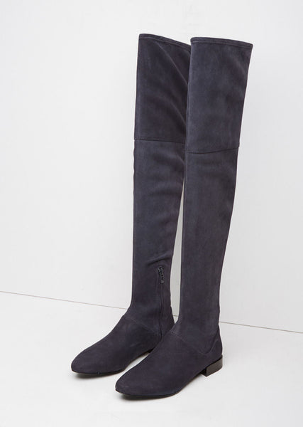 Louie Tall Suede Boot