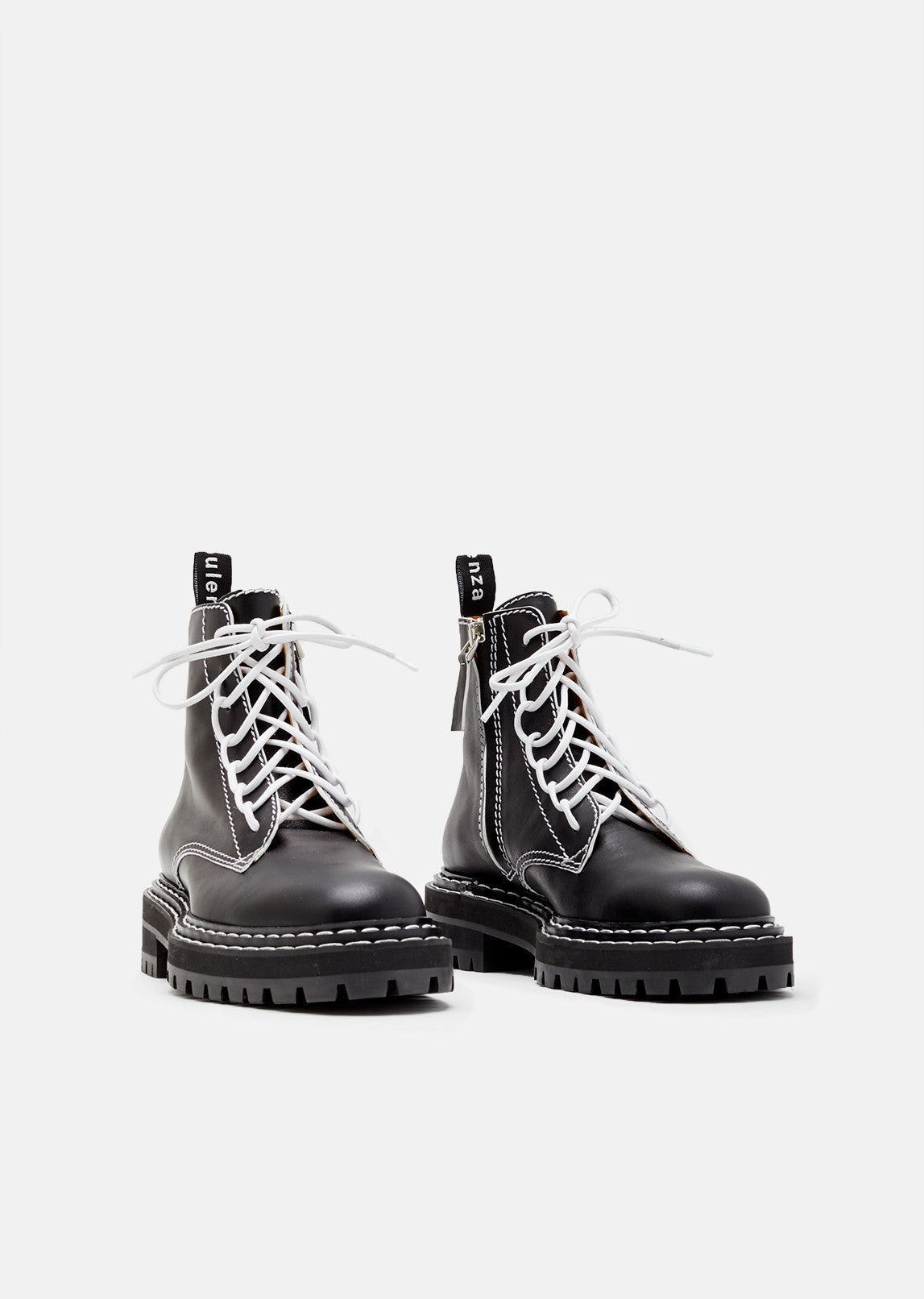 Outlet Looking For Many Kinds Of Online Proenza Schouler Leather Boots pA8Ml9