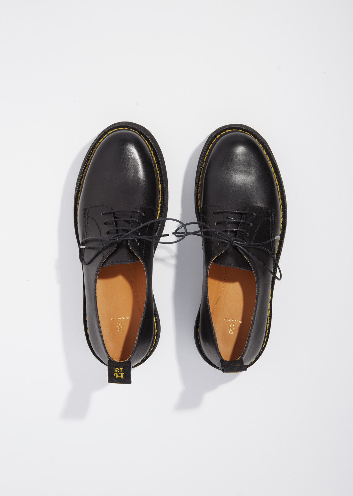 $297 ROBERT WAYNE Mens BROWN LEATHER OXFORD CASUAL LACE UP DRESS SHOES SIZE 10
