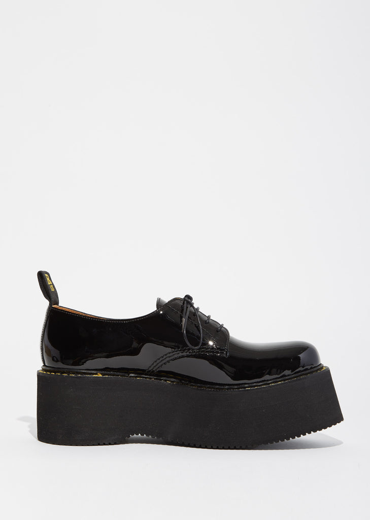 Patent X-Stack Oxfords