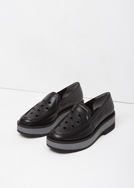 Robert Clergerie Ideal Platform Loafer La Garconne