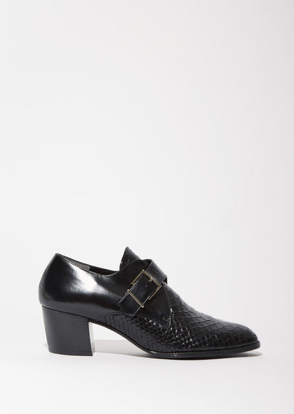 Robert Clergerie Morris Heeled Oxford La Garconne