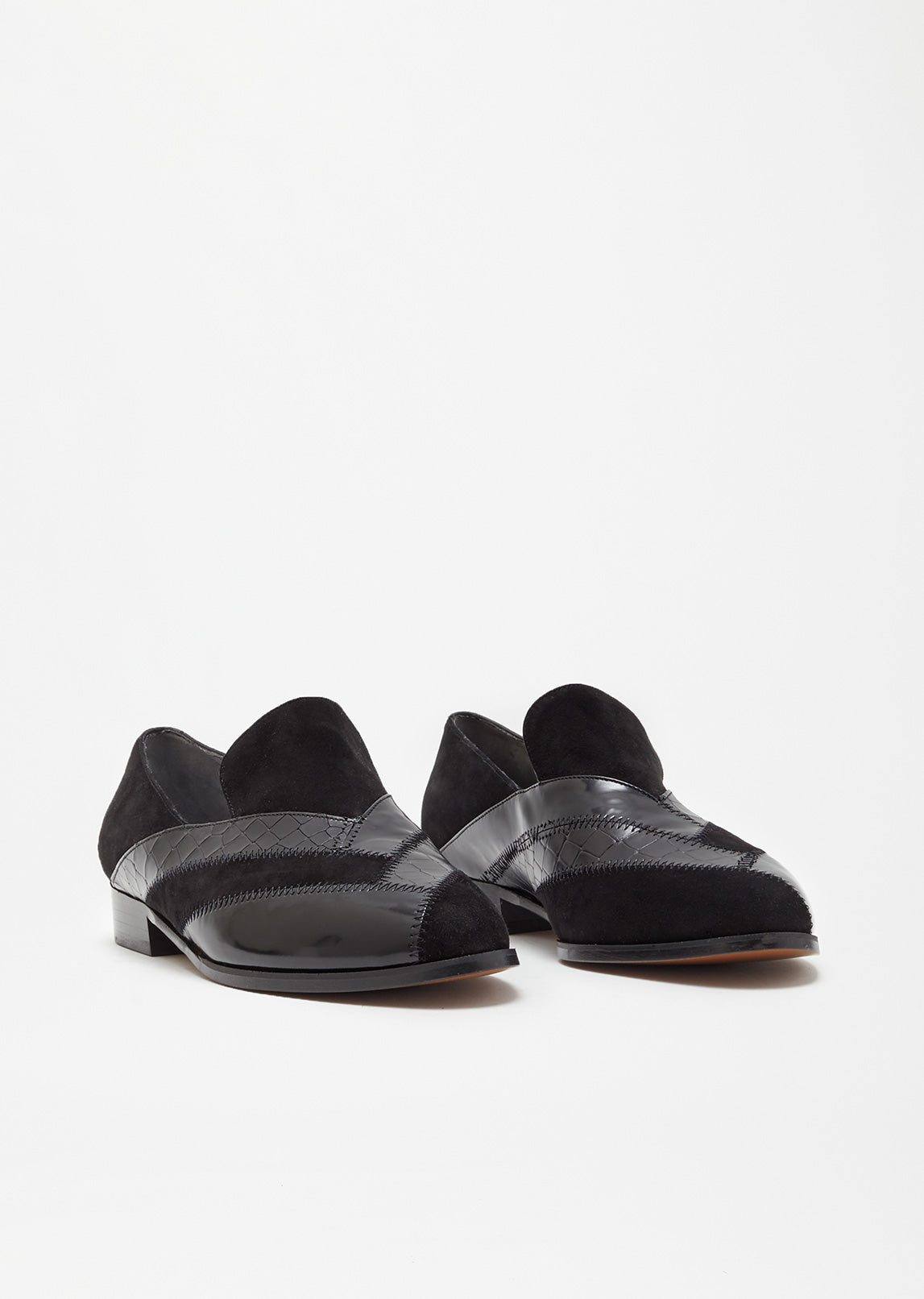 Atum Calf Leather Loafers