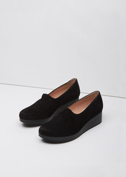 Robert Clergerie Naloh Wedge Slip-On La Garconne