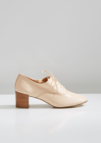 Fado Heeled Oxfords