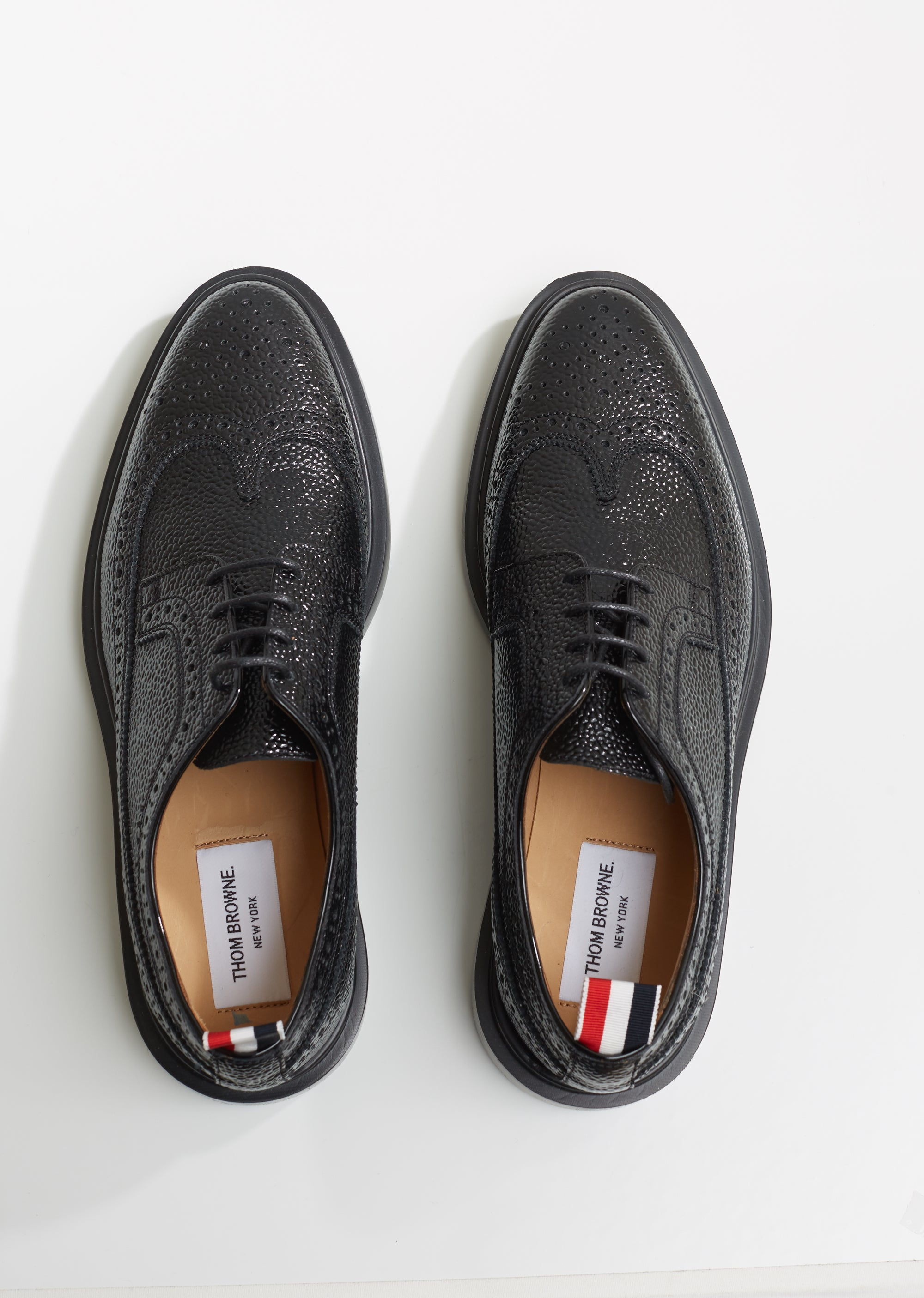 Classic Longwing Leather Brogue by Thom