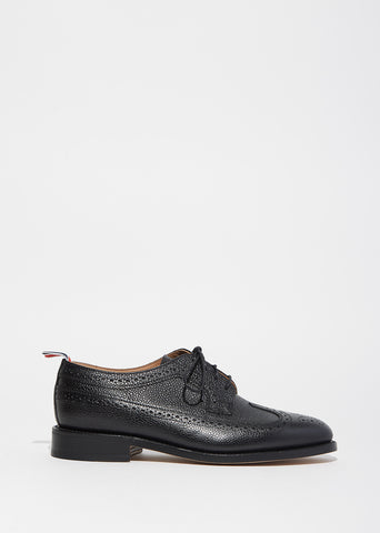 Pebble Grain Longwing Brogues