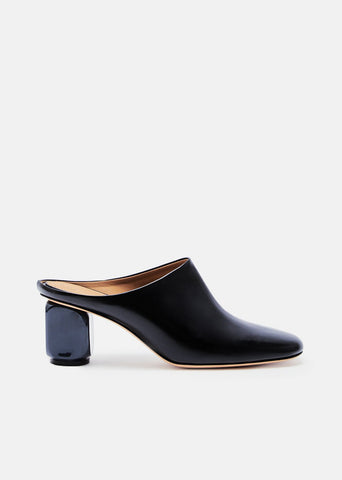 Adela Leather Mule