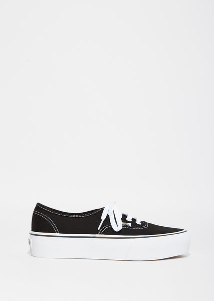 Authentic Platform Sneakers