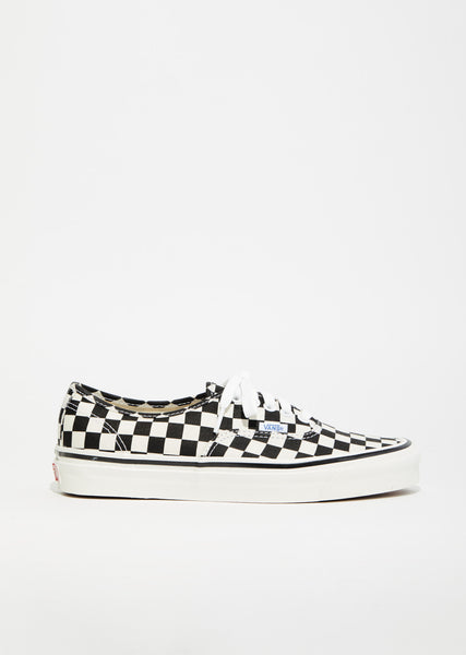 UA Authentic Checkerboard Sneakers