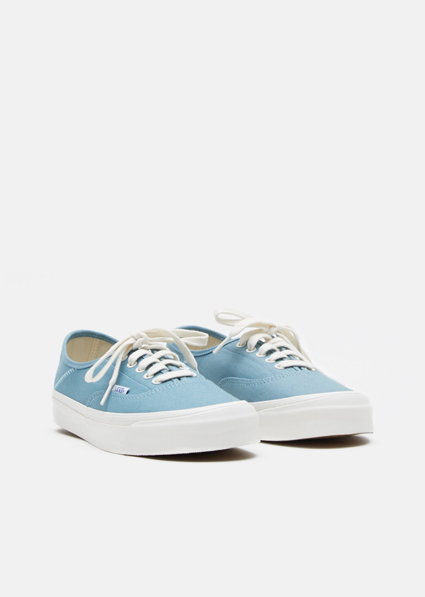 8666fce0171728 OG Canvas Smoke Blue 43 LX by Vans– La Garçonne