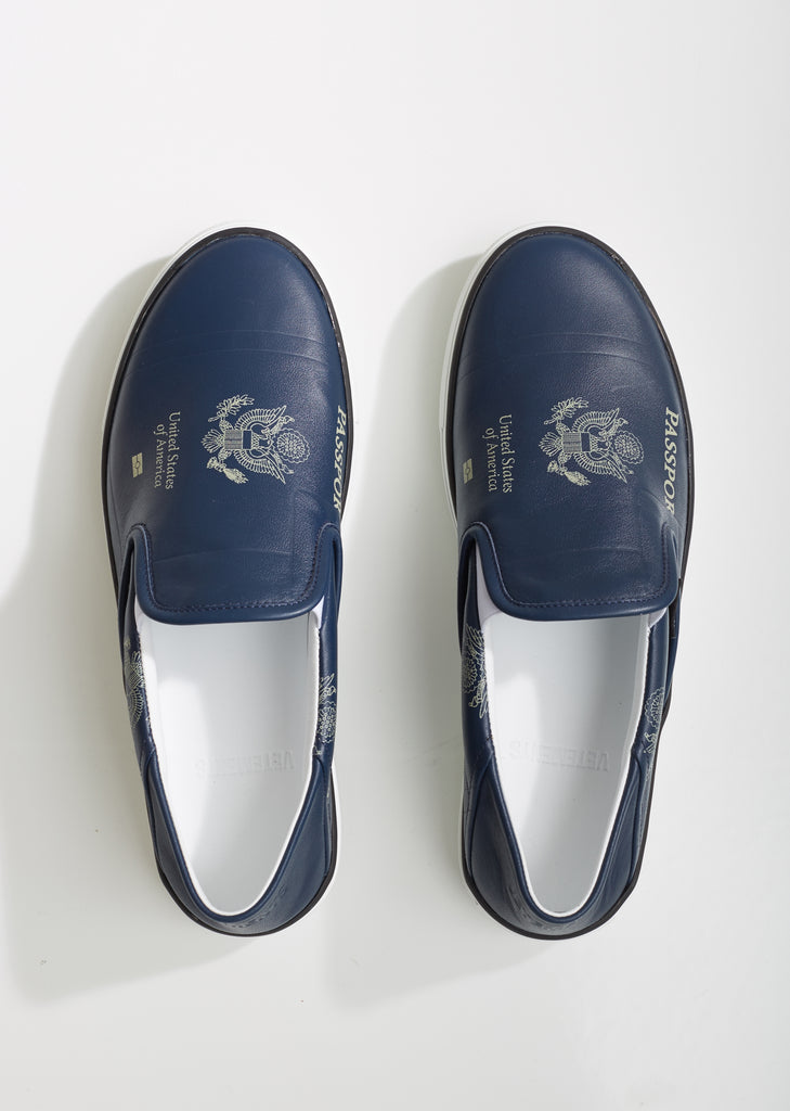 Passport Slip-On Sneakers