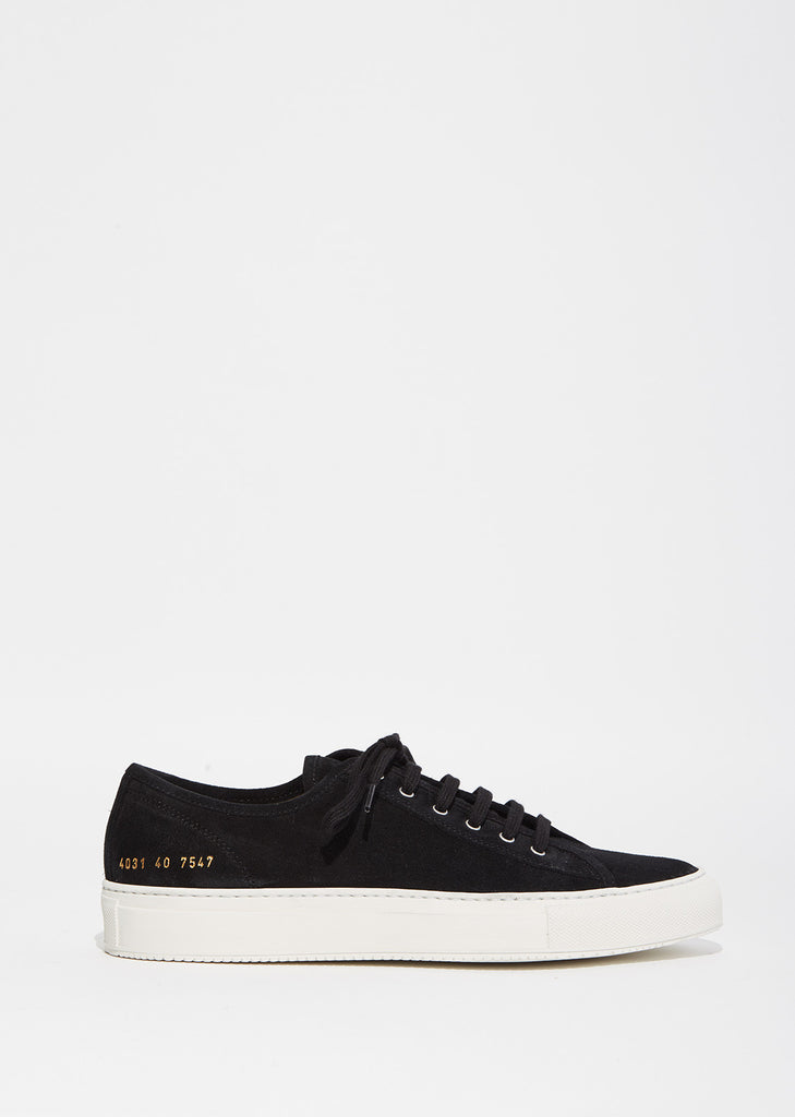 Tournament Suede Sneaker