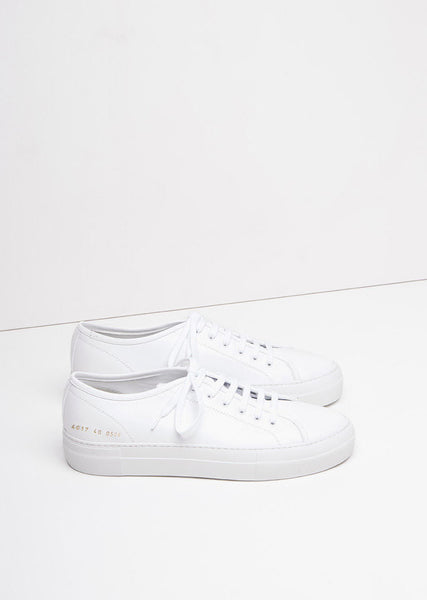 Woman by Common Projects Tournament Low La Garconne