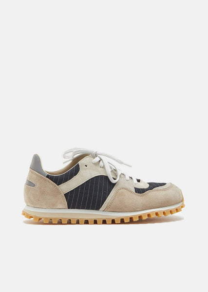 Marathon Trail Low Pinstripe Sneakers