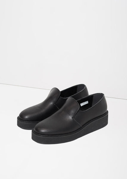 Y's Platform Slip-On Loafer La Garconne