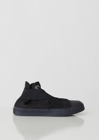 Belted High Top Sneakers