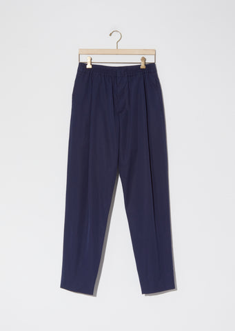 Fatima Trousers — Navy