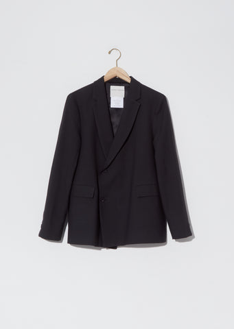 Itinerary Jacket — Black