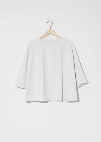 Oversized Jumper HC — Chalk