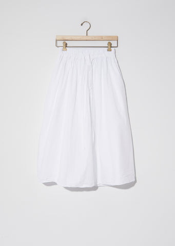 Skirt TC — White