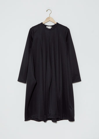 Paneled Long Sleeve Dress