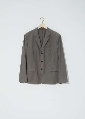 Soft Single-Breasted Jacket