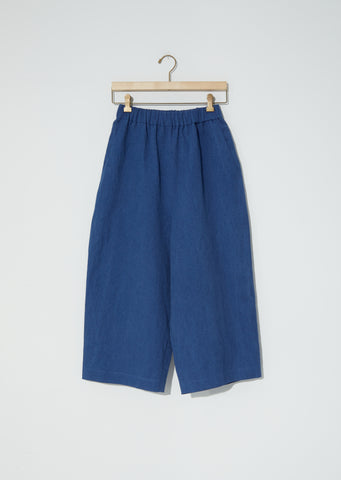 Pierre Washed Linen Cotton pants
