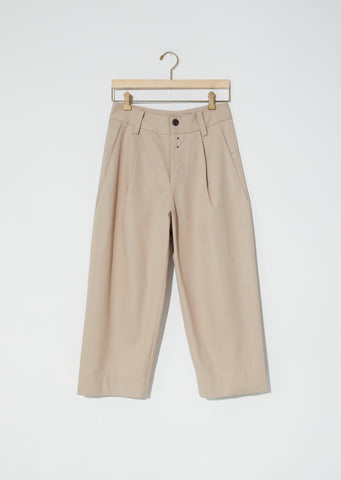Paul Cotton Twill Pants