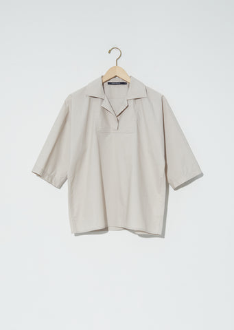 Book Cotton Poplin Shirt