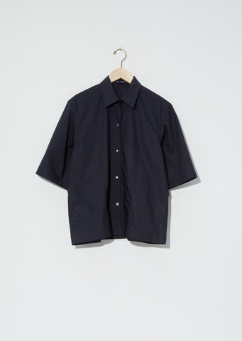 Biscay Cotton Poplin Shirt