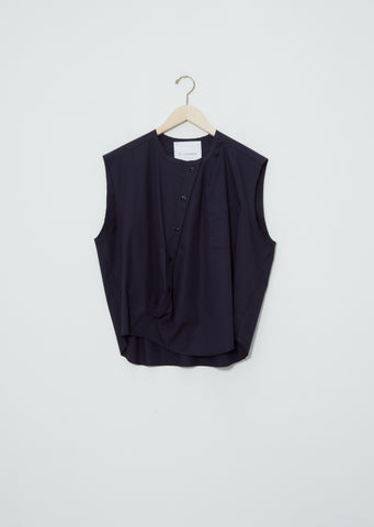 Drape Pocket Shirt
