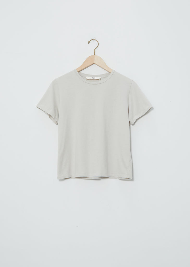 Cropped Short Sleeve T-Shirt
