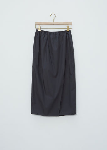 Cotton Front Flap Skirt