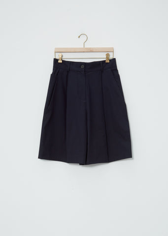 Sisto Shorts — Dark Navy