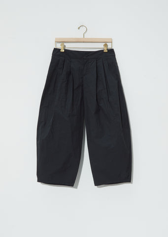 Technical Tuck Pants
