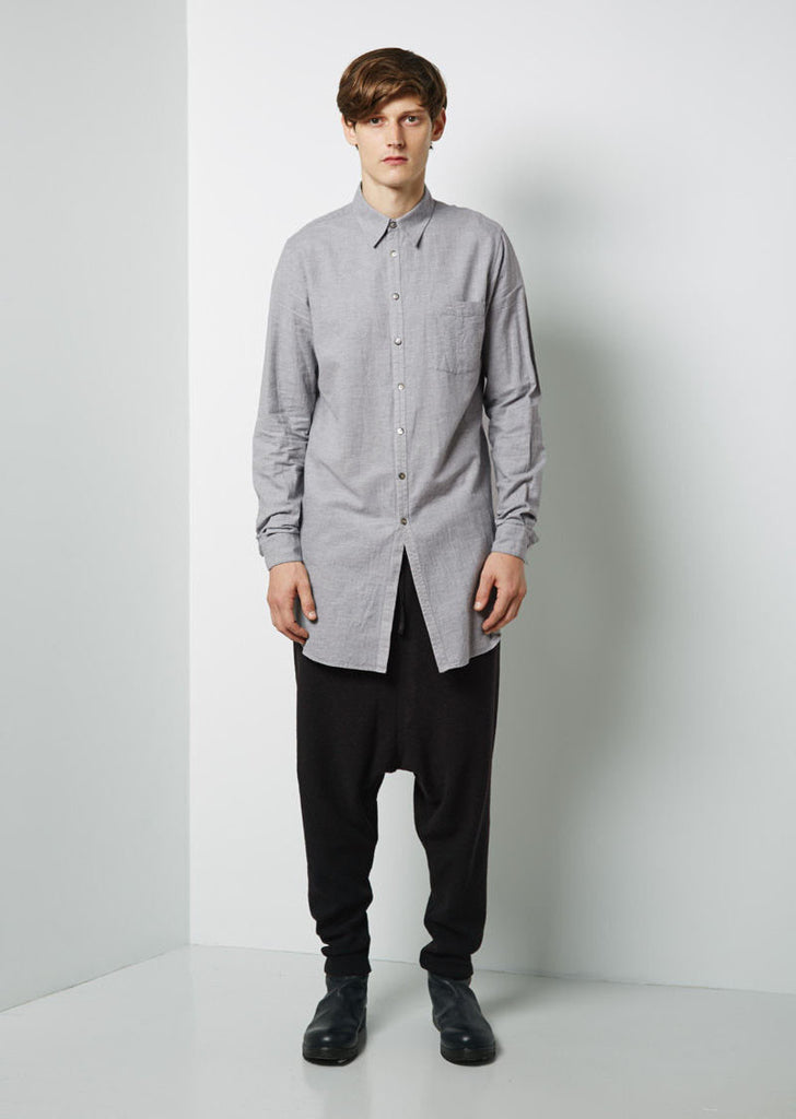 Forme d'Expression Binded Long Shirt La Garconne